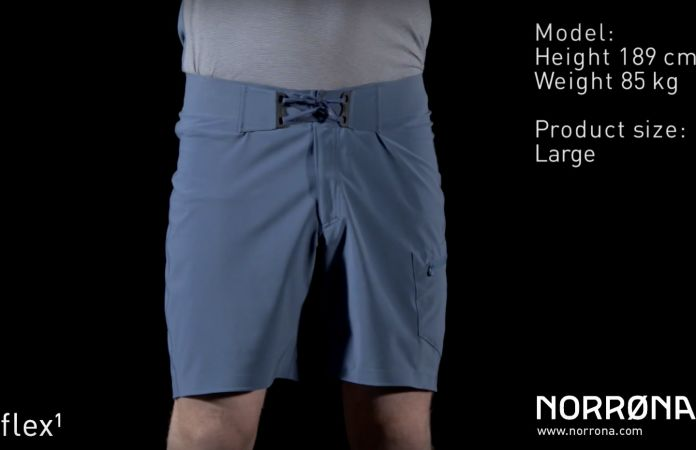 Norrøna /29 flex1 board shorts for men