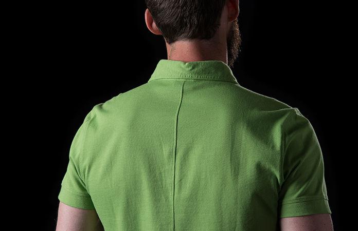Norrøna /29 cotton polo shirt for men