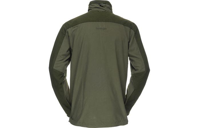 Norrøna jaktjakke med fleece og forsterkede vanntette områder - Finnskogen hybrid jacket