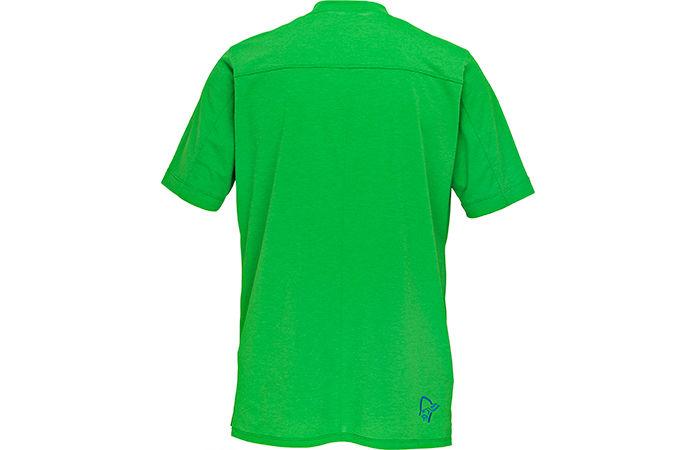 fjlørå mens t-shirt for mountain biking