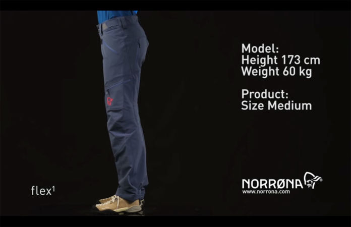 Norrona svalbard flex1 soft shell pants for woman - youtube