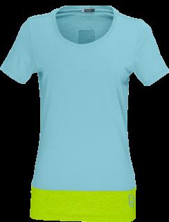 /29 horizontal cotton T-Shirt (W)