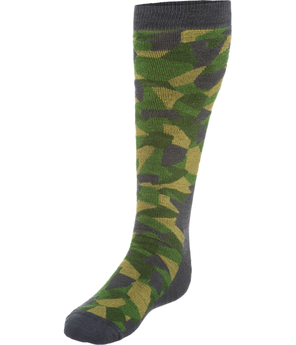 Product image of tamok heavy weight Merino Socks long - Camo Ltd