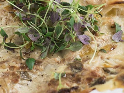 Potatisgratäng med timjan och ost