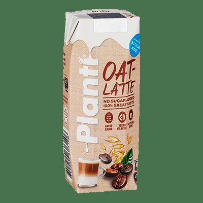 Havrebasert iskaffe, Planti Oat Latte