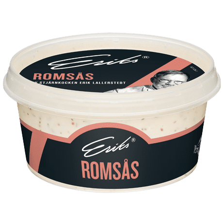 Eriks Romsås burk