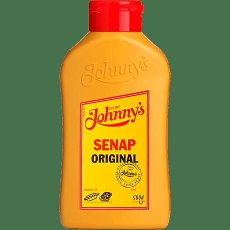 Johnny's Senap Original 500 g