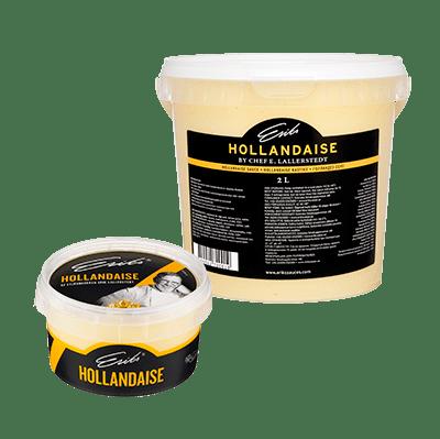 Eriks Hollandaise - finns i två förpackningstorlekar