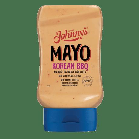 Produktbild av Johnny's mayo Korean BBQ