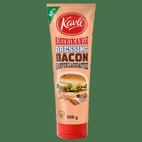 Produktbild av Kavli Amerikansk dressing bacon