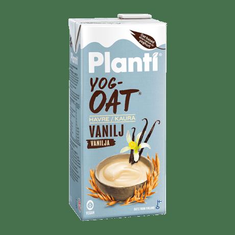 Planti YogOat Vanilja