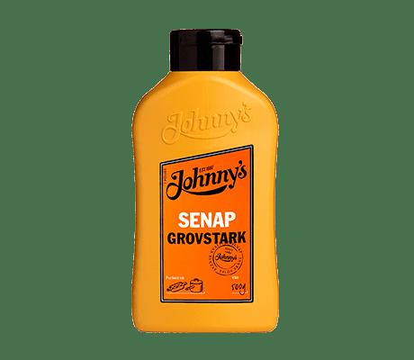 Johnny's Senap grovstark