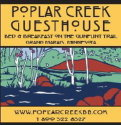Poplar Creek Bed and Breakfast and Wilderness Yurts