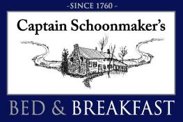 Captain Schoonmaker's Bed and Breakfast