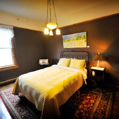DELICIOUSLY appointed rooms: Historic Balch Hotel, centrally located on the columbia river gorge in Dufur, OR