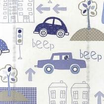 Papel de parede Decoração Infantil Carros Origini 139-28