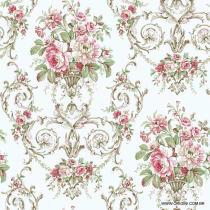 Papel de parede Decoração Floral Origini 205-14