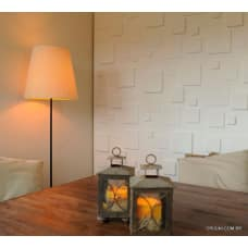 Painel de parede 3D Square Origini  ambiente