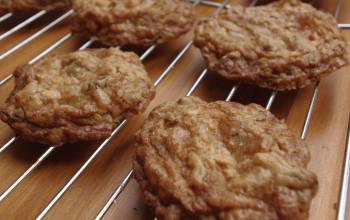 Apricot Pecan Cookies