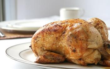 Chicken and Potato Florentine