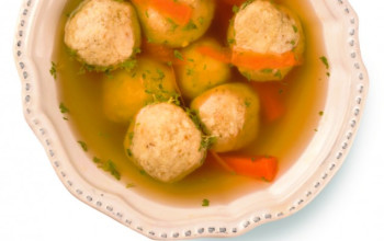 Quick and Easy Matzah Balls