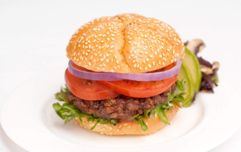 Pareve BBQ Burgers