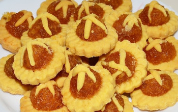 Tiny Pineapple Tarts