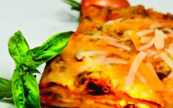 Super EZ Lasagna