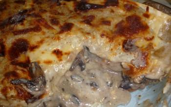 Portobello Lasagna