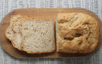 Rye Caraway Bread for the Bread Machine