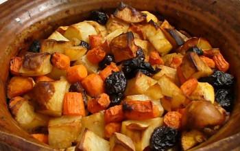Potato Tzimmes