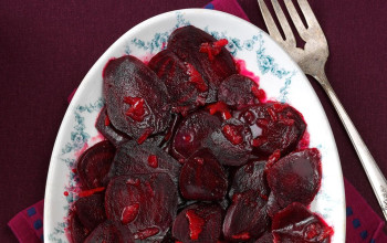 Beets in Orange Sauce