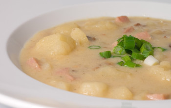 Allan's Heart Attack Potato Soup