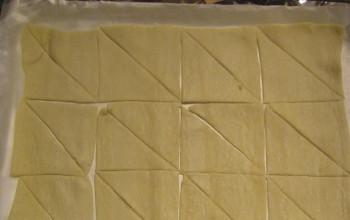Artichoke & Herb Cheese Tarts