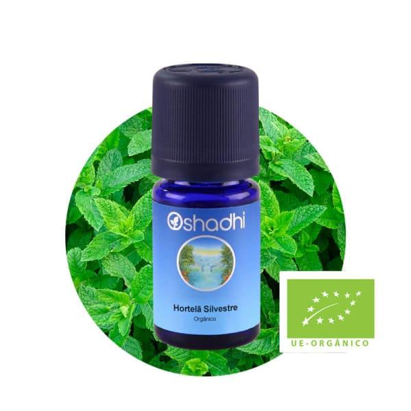 Hortelã Silvestre - Óleo Essencial Orgânico - 5ml