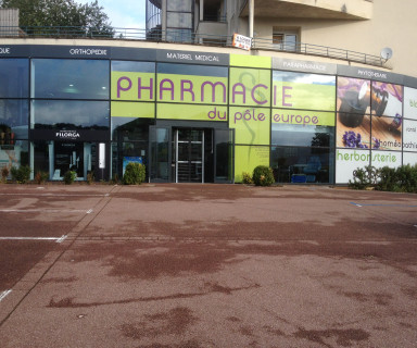 Image pharmacie dans le département Meurthe-et-Moselle sur Ouipharma.fr