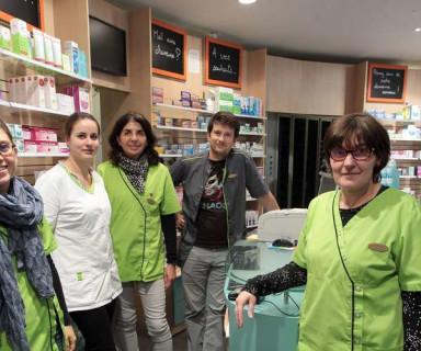 Image pharmacie dans le département Corrèze sur Ouipharma.fr