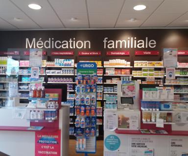 Image pharmacie dans le département Maine-et-Loire sur Ouipharma.fr
