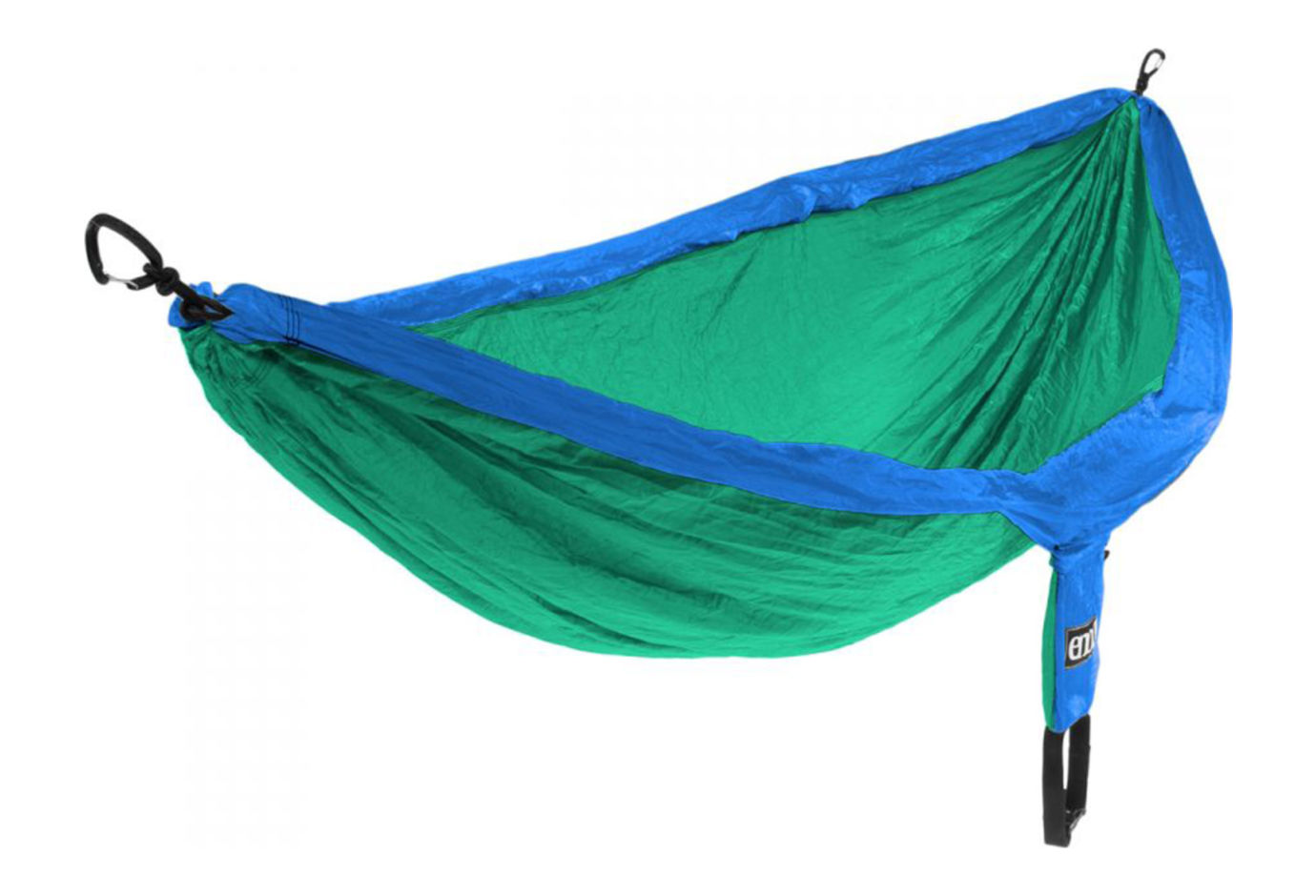 Eno Double Nest Camping Hammock Royal Emerald Green