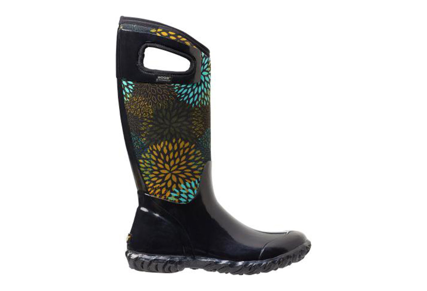Cool BOGS Women39s Rain Boots Black Free Shipping At 49
