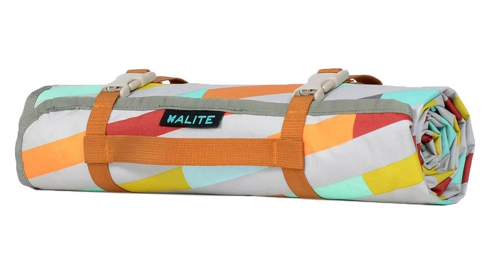 Alite Meadow Mat Picnic Blanket Multi Colored 25l