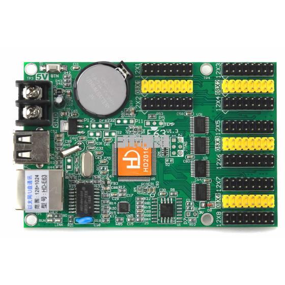 Контроллер Huidu HD E63