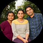 Sindhu Murthy, Shruthi C S Murthy & Sridhar Salian