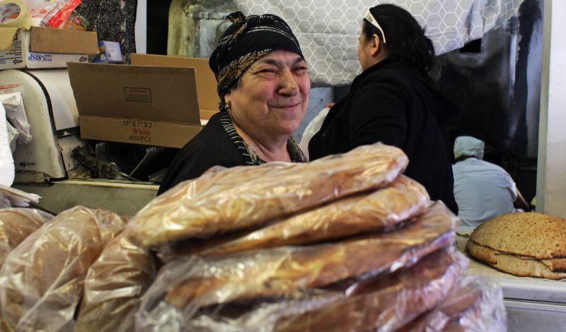 League of Kitchens: NYC Food Tour: Shop Uzbek Cuisine in Brooklyn's Borough Park