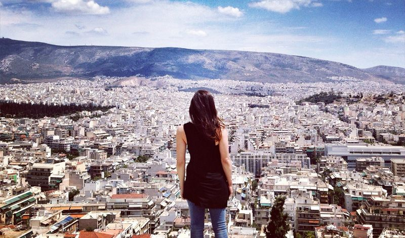 Urban Athens Collective: Athens City Tour: Discover Both Old and New