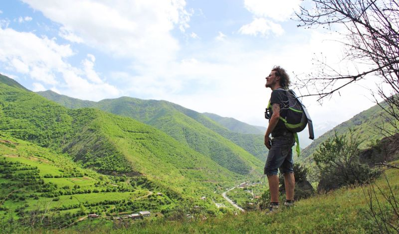 ARK: Kapan Hiking Tour: Explore Armenian Landmarks & Local Culture