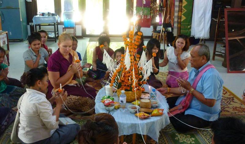 Lao Disabled Women's Development Centre: Vientiane Culture Tour: Experience the Ancient Baci Ceremony