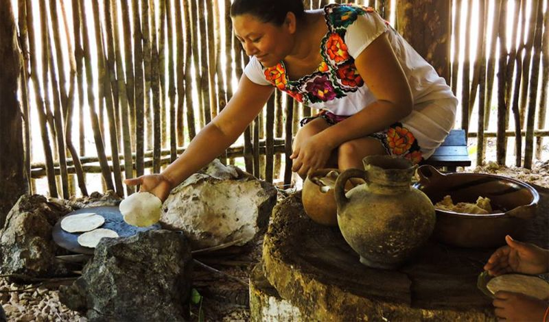 Centro Ecoturistico Kiichpam Kaax : Quintana Roo Community Tour: Mayan Culture in the Jungle