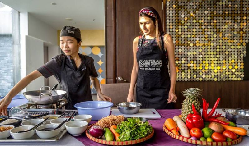 KOTO (Know One Teach One): Ho Chi Minh Cooking Class: Make Vietnamese Culinary Treats