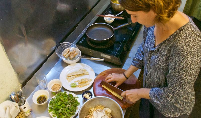 Karma Waters: Hoi An Cooking Class: Uncover Vietnamese Secrets in Vegan Recipes